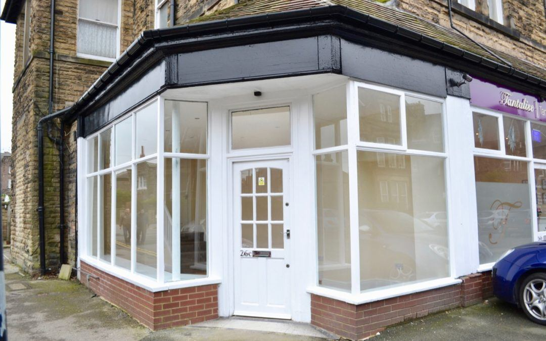 26C East Parade, Harrogate – Retail or Office Unit to Let